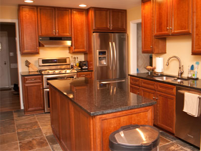 Dayton Kitchen Remodelling and Design - James Construction and ...